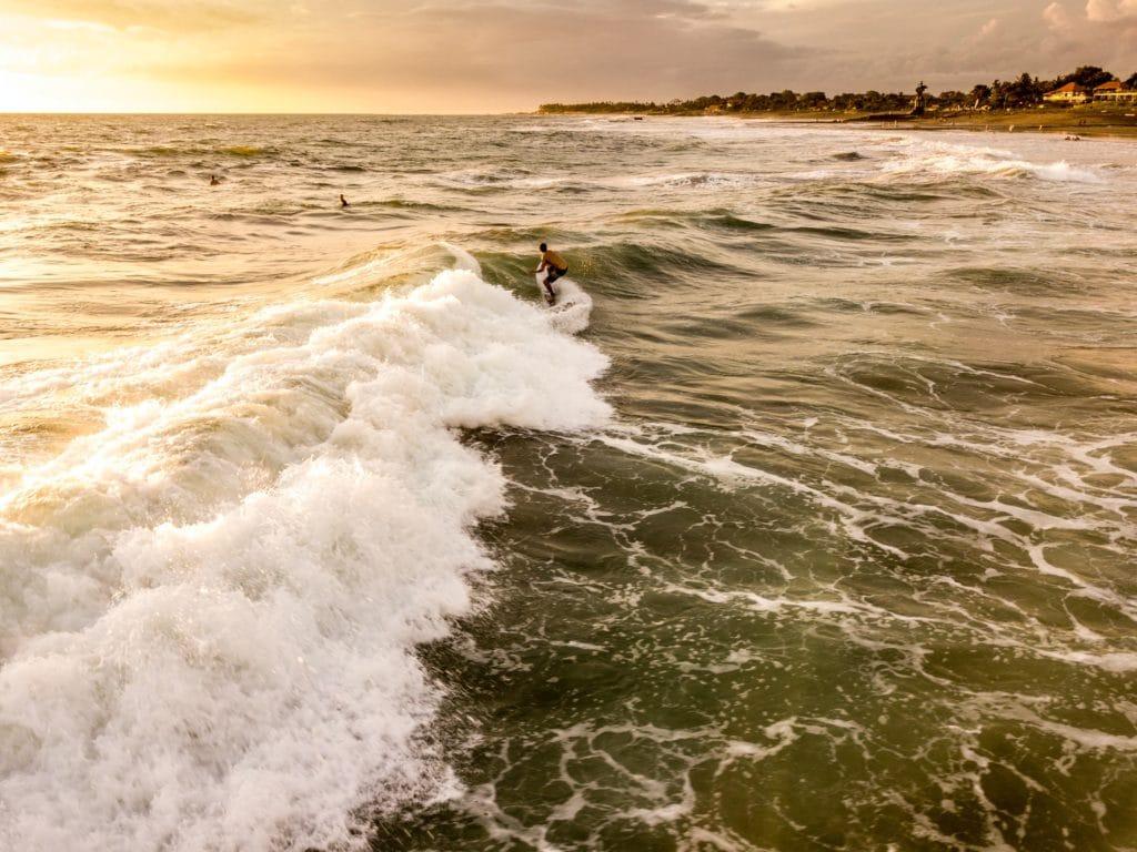 Canggu, capitale mondiale des surfeurs digital nomad.
